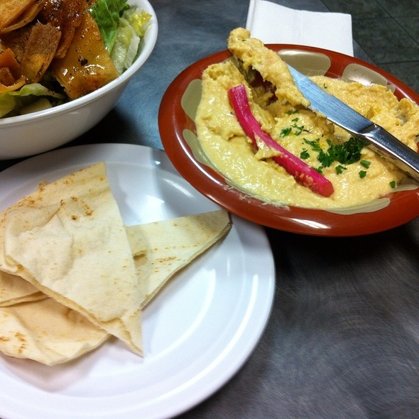 Hummus @ Zeitouni Mediterranean Grill