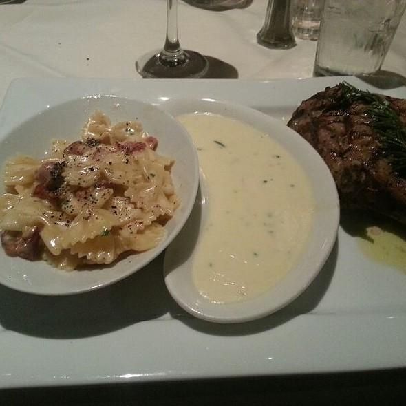 Lamb Chop @ Ferrari's Italian Villa