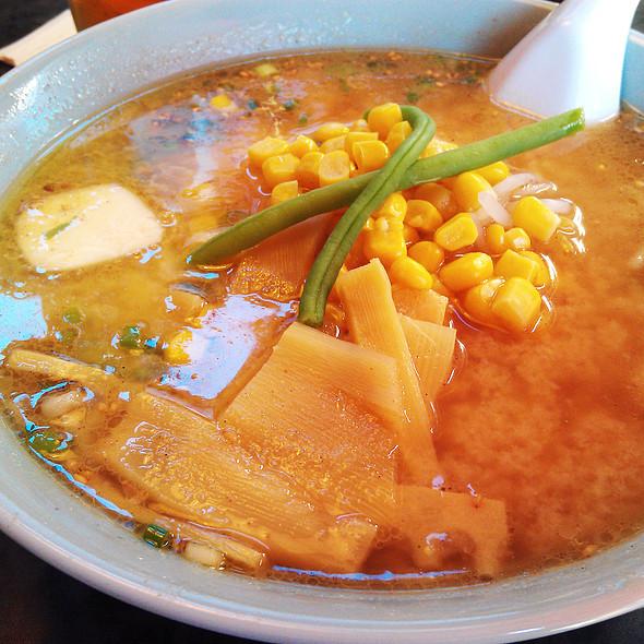 Miso Butter Corn Ramen