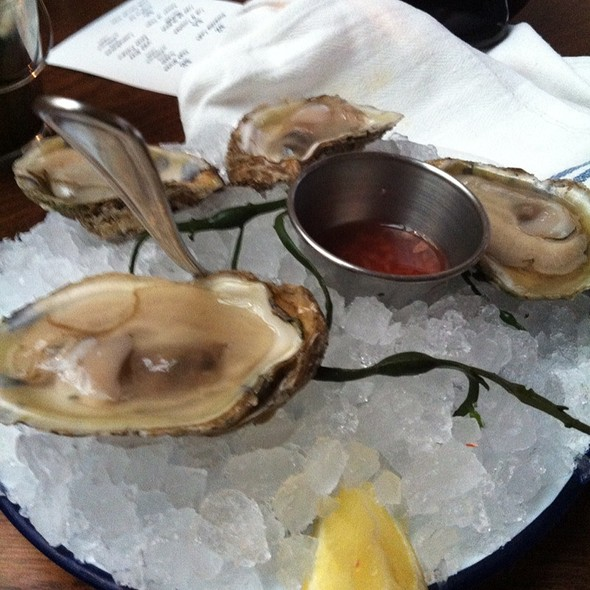 Oysters @ Route 6