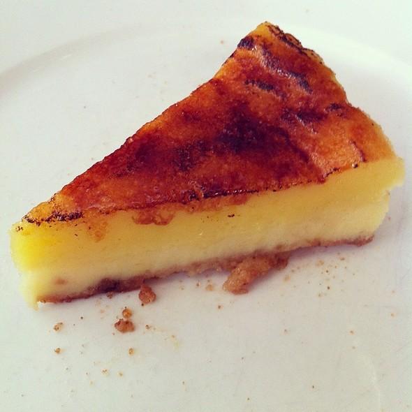 Creme Brulee Cheesecake @ Terttulia