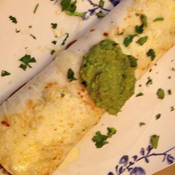 Super Carne Asada Burrito @ Frida