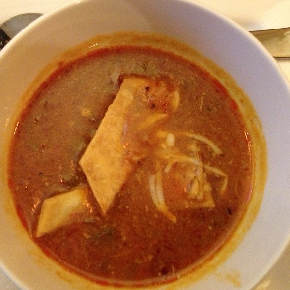 Chicken Tortilla Soup @ Frida
