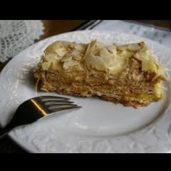 Sansrival @ Cafe Mary Grace