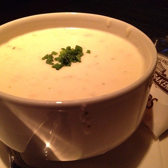 Seafood Chowder - Granary Tavern, Boston, MA