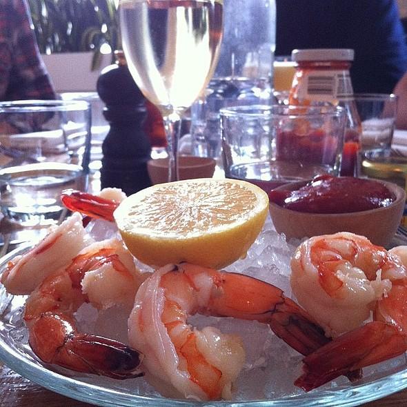 Shrimp Cocktail @ Standard Grill