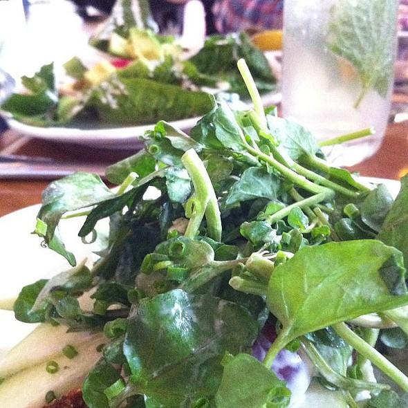 Waldorf Salad @ Standard Grill