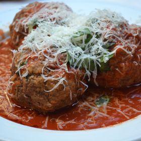 Meatballs - Becco, New York, NY