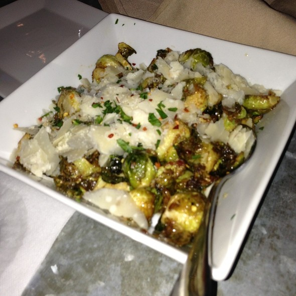 Brussel sprouts @ Uptown Tavern