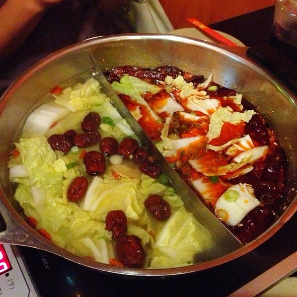 Combo Hot Pot @ M Tasty