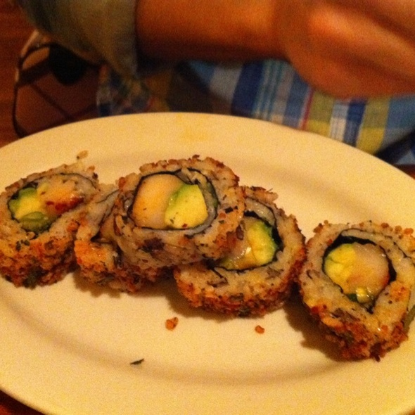 Best Crunchy Roll Ever