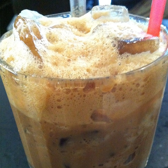 Vietnamese Iced Coffee @ I Love Pho 264