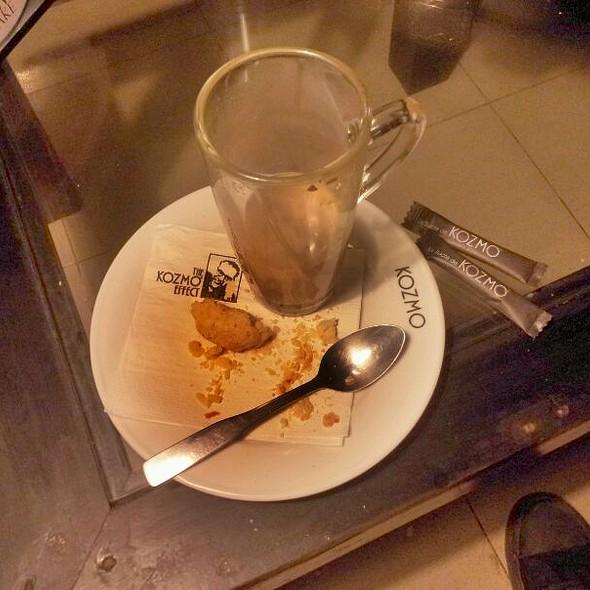 Tea @ Kozmo Lounge