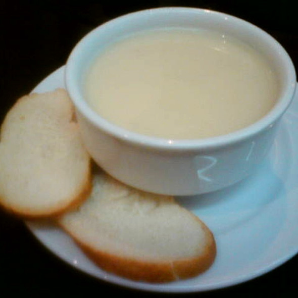 Cream Of Mushroom Soup @ Le Coeur de France - Greenhills Shopping Center