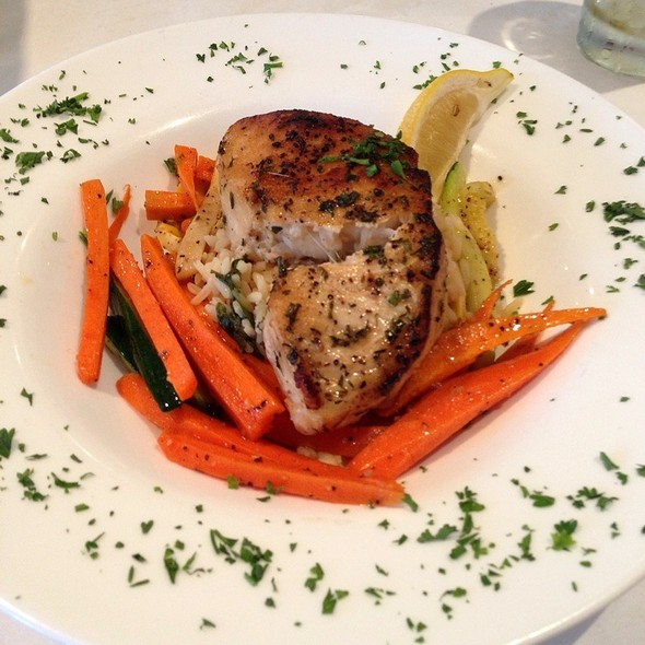 Swordfish - The Oar Steak and Seafood Grill, Patchogue, NY