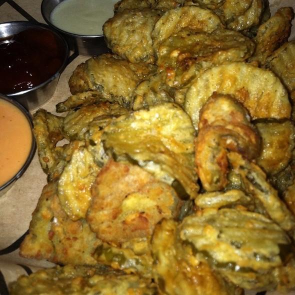 Fried Pickles - The Pub - Aria, Las Vegas, NV
