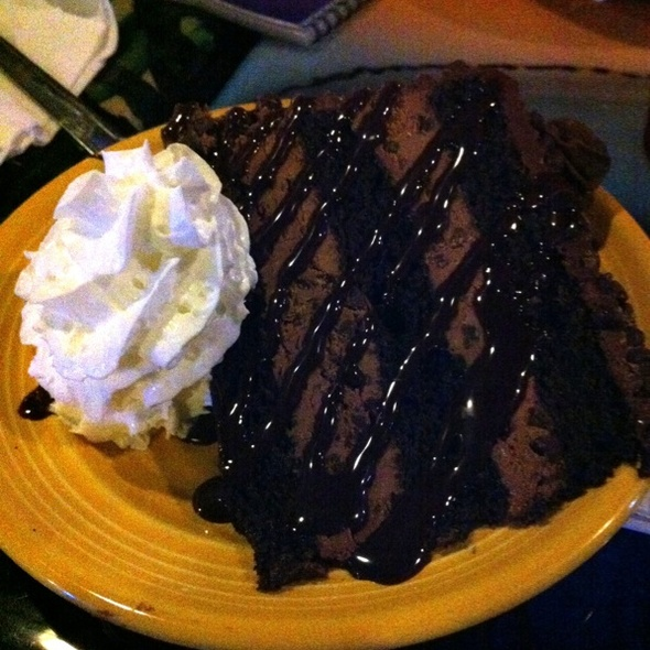 Chocolate Chip Cake @ Grills Riverside