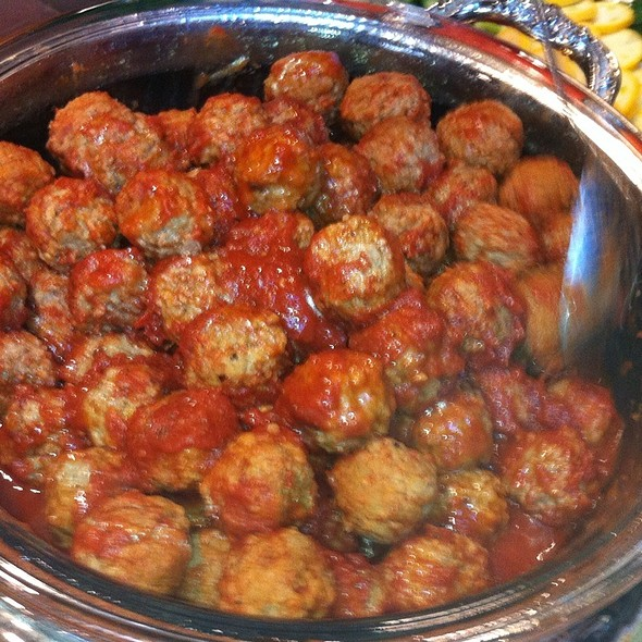 Meatballs @ Old Town Alexandria Connections