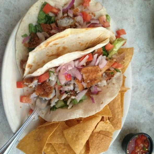 Catfish Tacos @ Yogi's Grill & Bar
