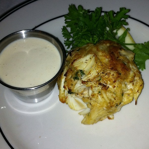 Crab Cakes - Oceanaire Seafood Room - Indianapolis, Indianapolis, IN