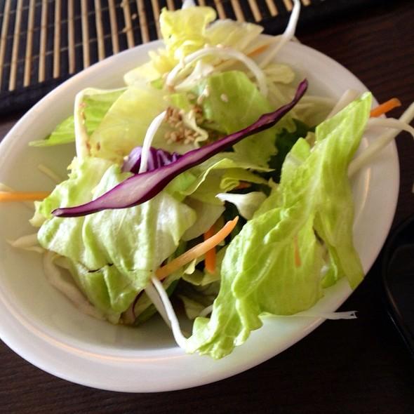 Side Salad @ Hana Sushi