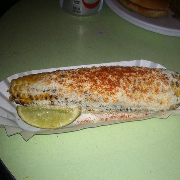 Corn On The Cob @ Cafe Habana