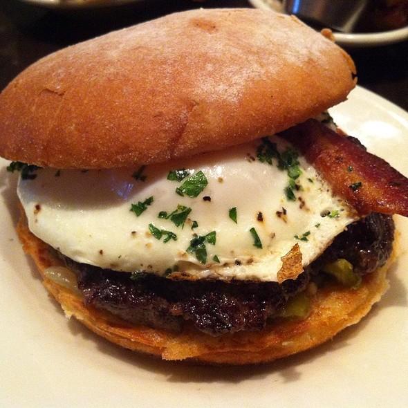 #4 Burger @ DMK Burger Bar