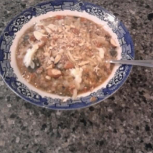 Chicken Soup @ Edgewater Kitchens