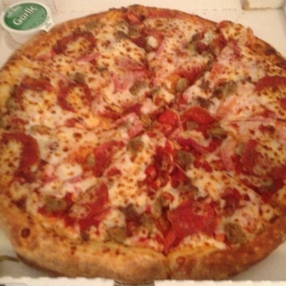 Meat Lovers' Pizza @ Papa John's Pizza