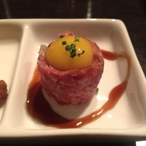 Kobe Tartare - Restaurant Muramoto, Madison, WI