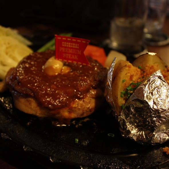 Pork Fillet  @ Chokchai Steak House (Chokchai Farm)