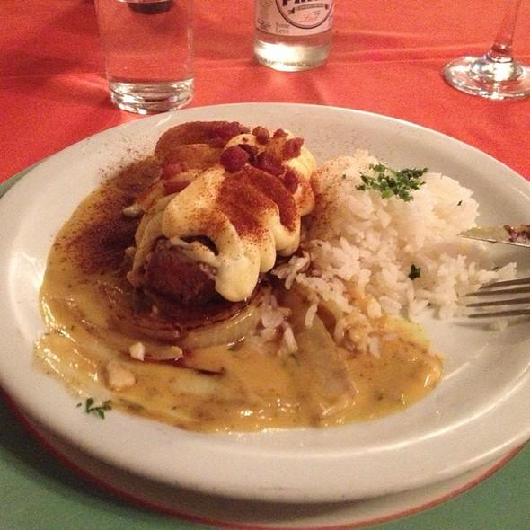 Filé Milú @ Restaurante do Ney