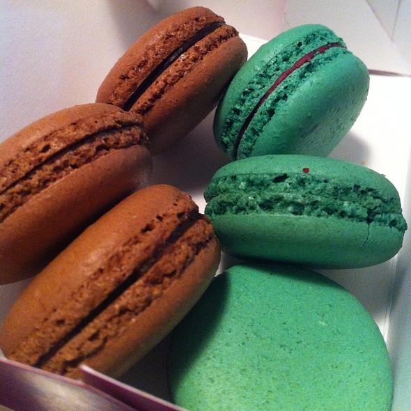 Macarons @ Flavio Federico