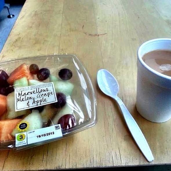 Fruit @ Chateau Cafe