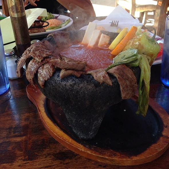 Molcajete At El Patio De Oldtown