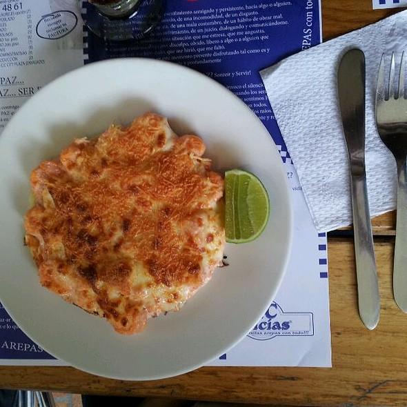 Camarones en Salsa Rosada
