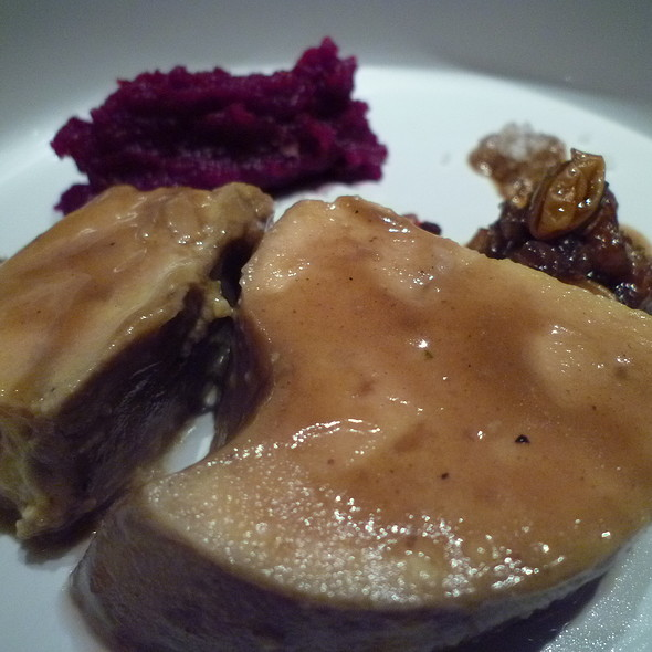 Foie Gras maison @ Coccinelle bistro