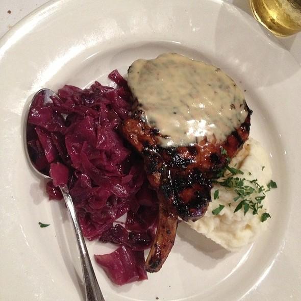 Mongolian Pork Chop @ Mustard's Grill