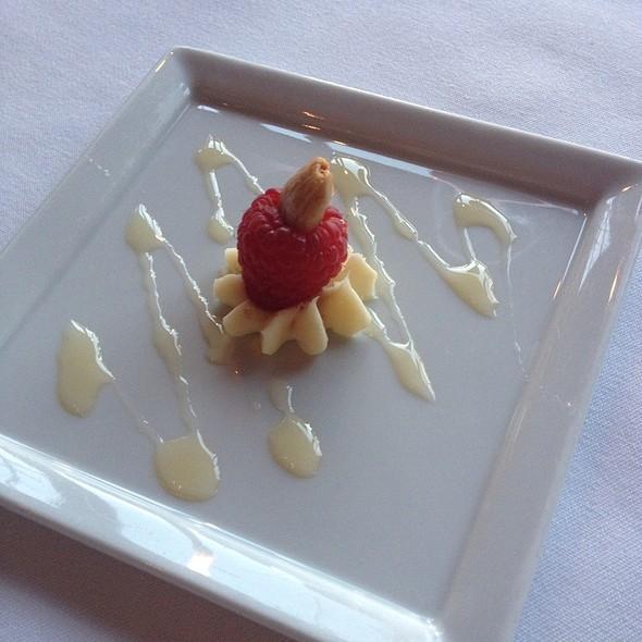 Amuse Bouche - The View Restaurant at the Mirror Lake Inn, Lake Placid, NY