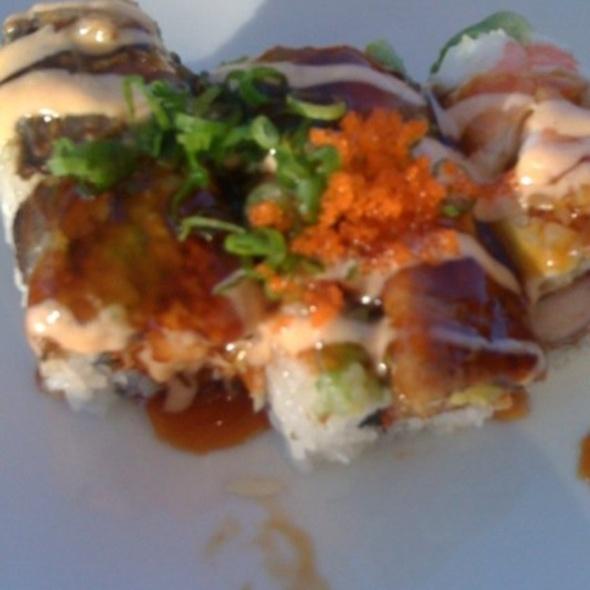 #99 Lobster Roll @ Mikuni Japanese Restaurant and Sushi Bar