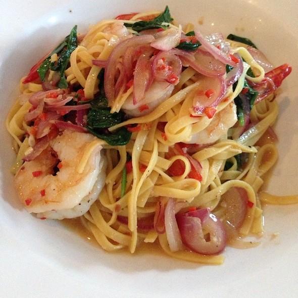 Prawn Spaghetti @ Cicciolina