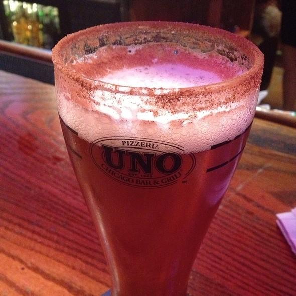 Pumpkin Beer @ Uno Chicago Grill