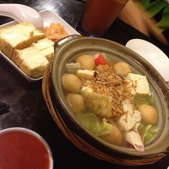 Claypot Soft Tofu