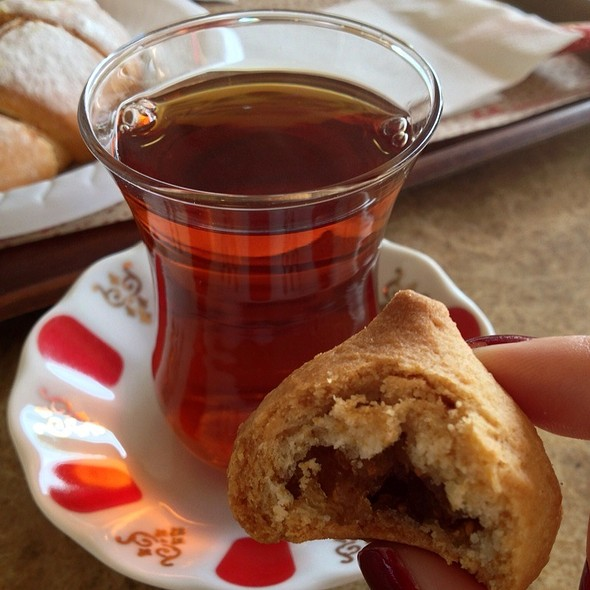 Turkish Tea & Fig Cookie