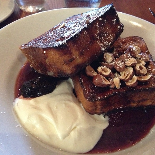 French Toast @ Camino