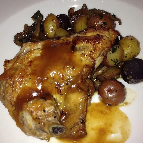 Pan Seared Chicken Breast - XIX Nineteen, Philadelphia, PA