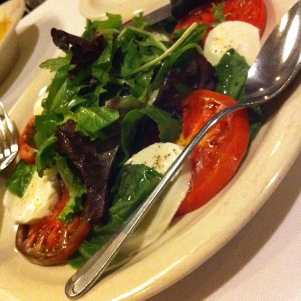 L'insalata Caprese - Osteria Fasulo, Davis, CA