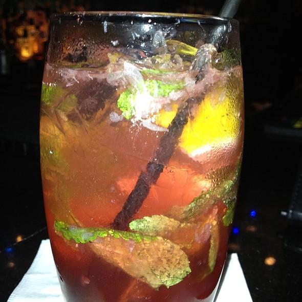 Pomegranate Mojito - Chart House Restaurant - Hilton Head, Hilton Head Island, SC