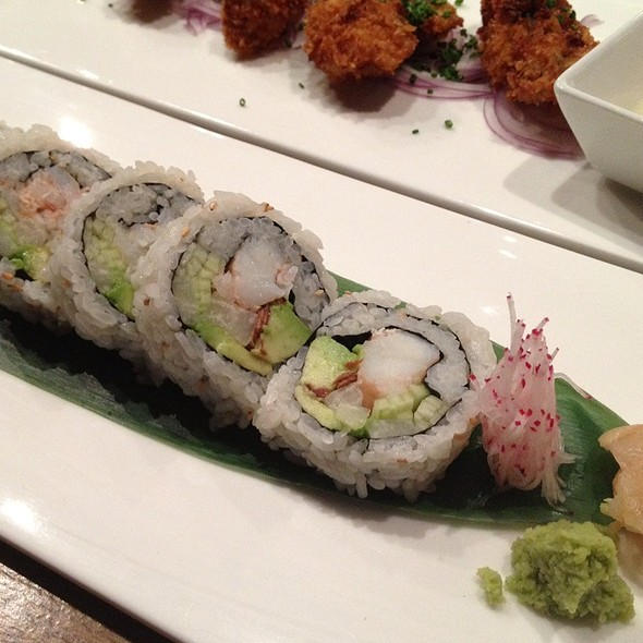 Crunchy California Roll - Jado Sushi, New York, NY