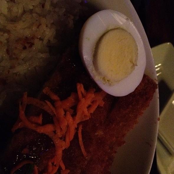 Chicken Katsu Curry On Rice With Mega Toppings - Nijo Sushi Bar & Grill, Seattle, WA
